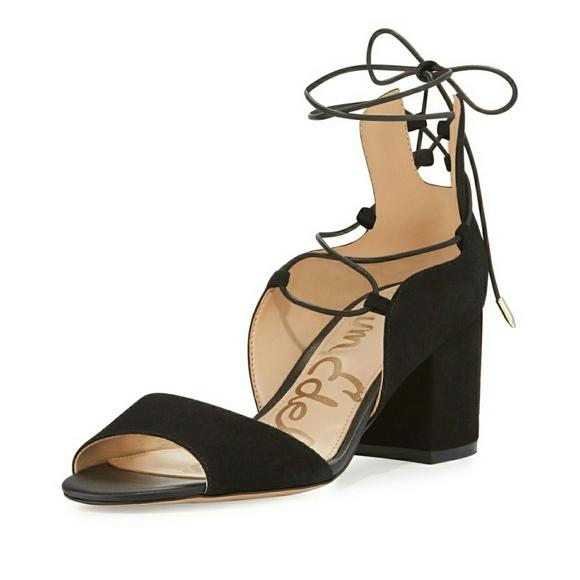 2318b64e65158 Sam Edelman Serene Lace Up Sandal